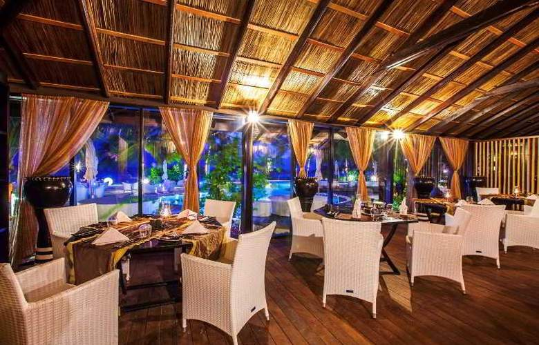 Kihaad Maldives - Restaurant - 19
