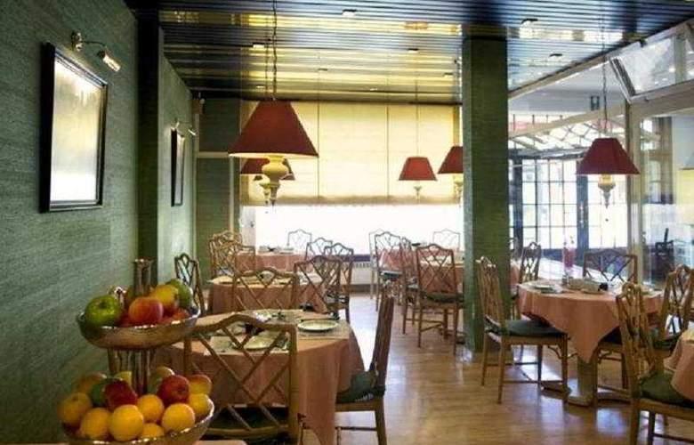 The Floris Hotel Bruges - Restaurant - 7