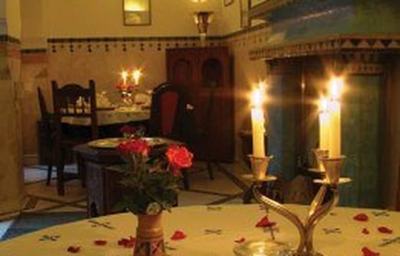 Riad Moucharabieh - Restaurant - 6