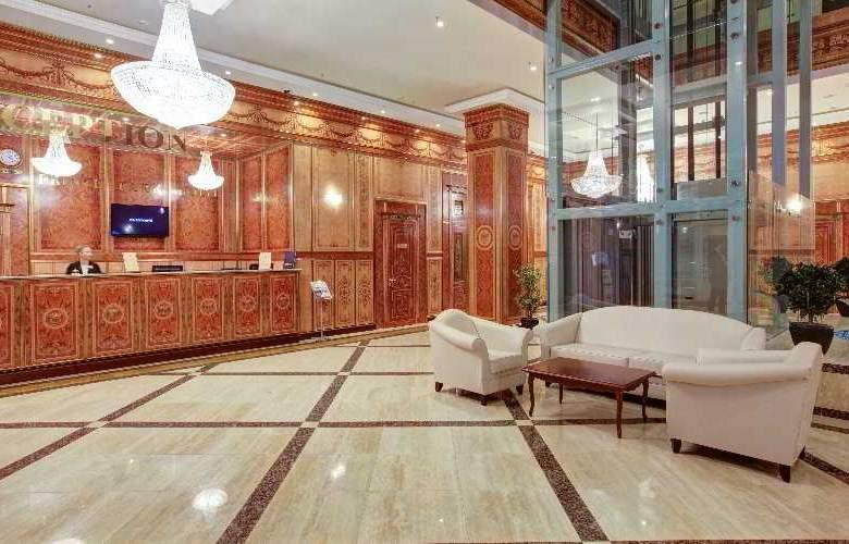 Prince Park Hotel - Hotel - 1