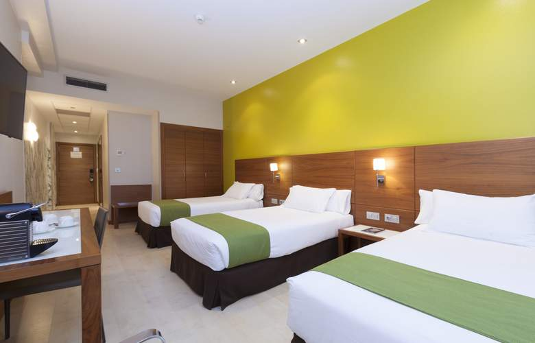 Gran Bilbao - Room - 9