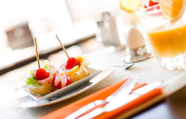 Ahotel Ljubljana - Restaurant - 7