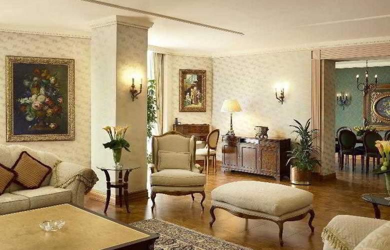 Sheraton Kuwait Hotel & Towers - Room - 12