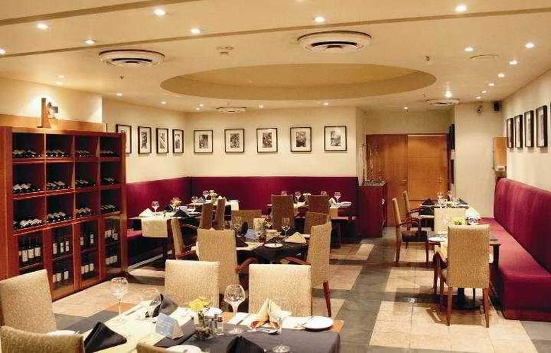 NH Ciudad de Santiago - Restaurant - 11