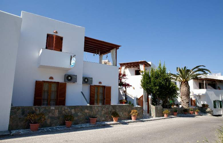 Cyclades Apartments - Hotel - 0