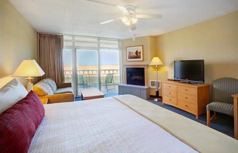 Best Western Ocean View Resort - Room - 71