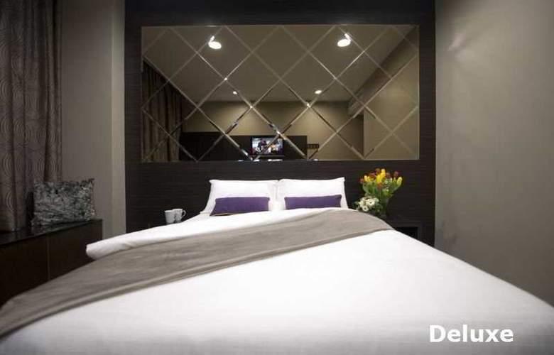 V Hotel Lavender - Room - 10