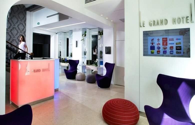 Le Grand Hotel Grenoble - General - 6