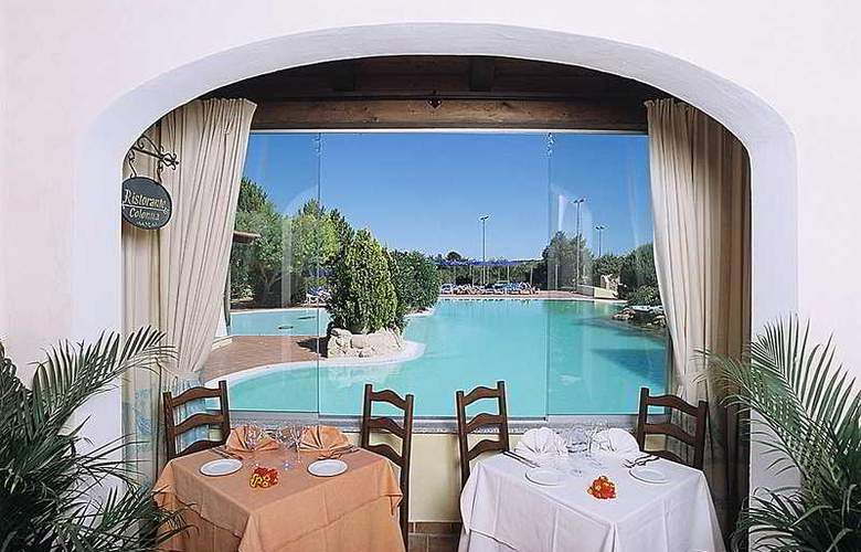 Colonna Du Golf Hotel - Restaurant - 9