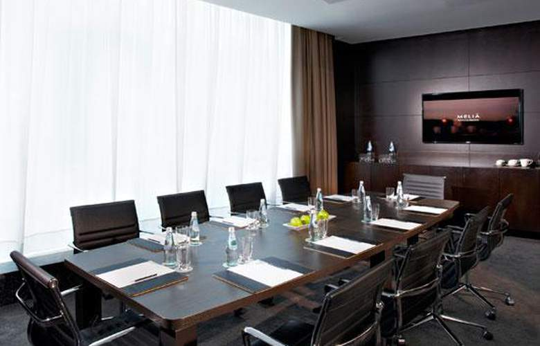 The Canvas Hotel Dubai MGallery By Sofitel - Conference - 5