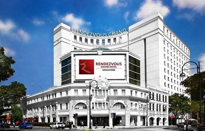 Rendezvous Singapore - Hotel - 0