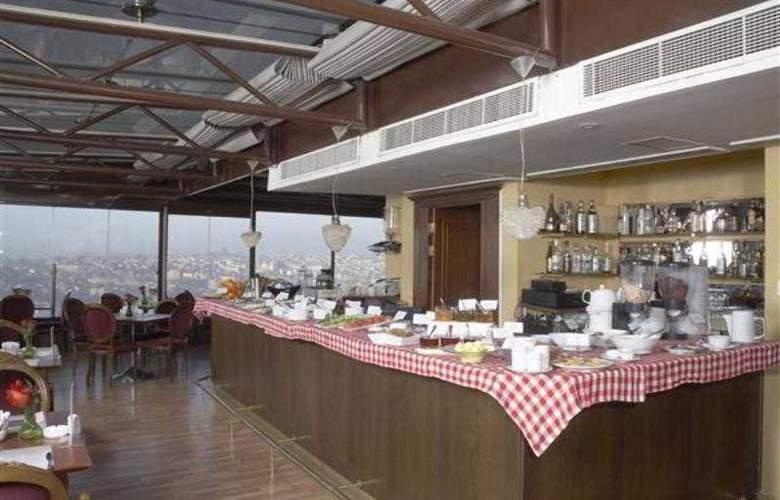 Anemon Galata - Restaurant - 5