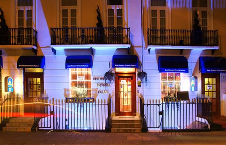 Best Western Victoria Palace - Hotel - 4