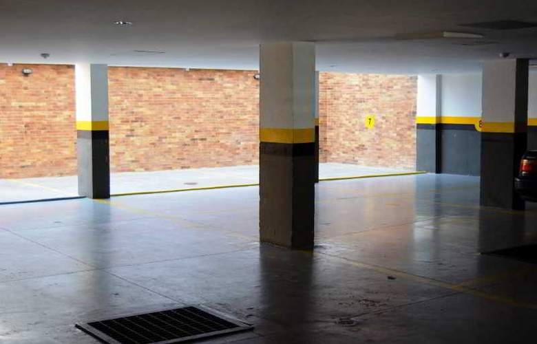 Apartahotel 122 Plaza - Hotel - 6