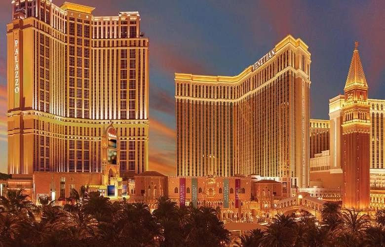 The Palazzo Resort Hotel Casino - Hotel - 8