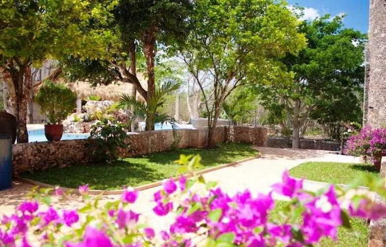 Hacienda Kaanac - Hotel - 4