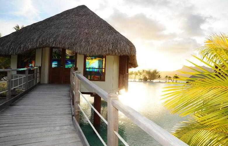 Le Meridien Bora Bora - Hotel - 46