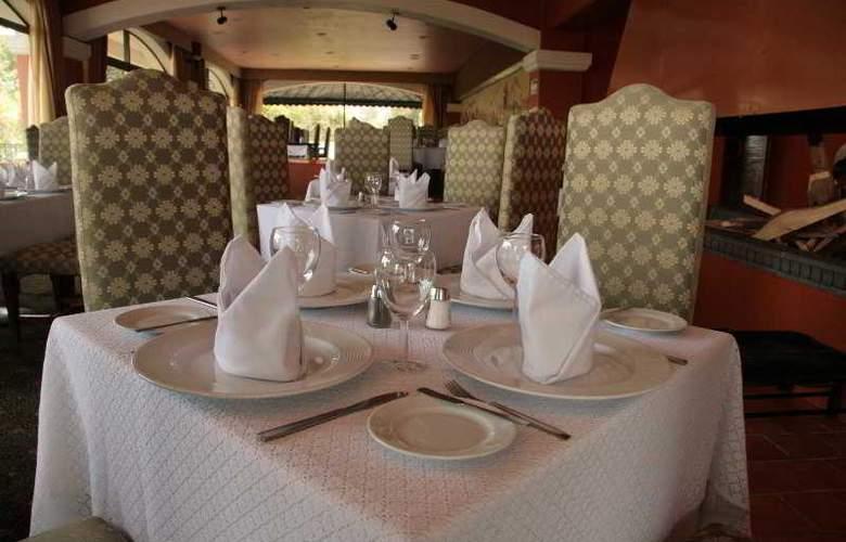 Misión Tlaxcala - Restaurant - 5