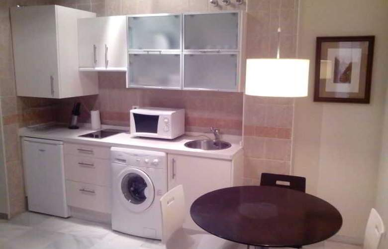 Apartamentos Las Cruces - Room - 15