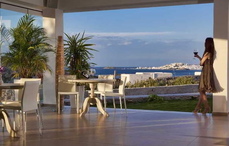 Naxian Collection Luxury Villas & Suites - Restaurant - 18