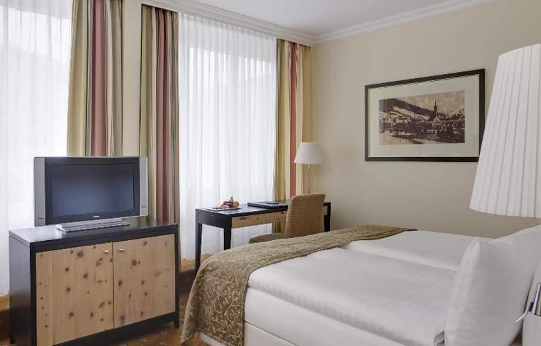Steigenberger Grandhotel Belvédère Davos - Room - 16