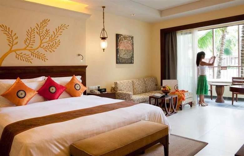 Pullman Yalong Bay Hotel & Resort - Room - 59