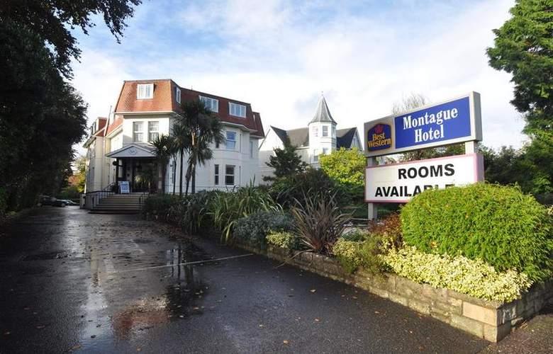 Best Western Montague Hotel - Hotel - 76