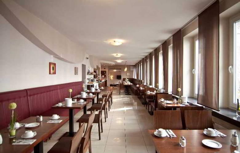 Novum Eleazar Hamburg - Restaurant - 9