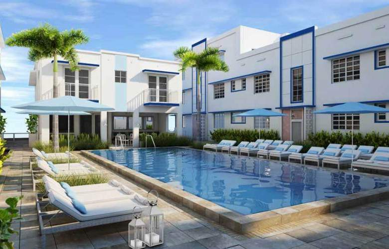 Pestana South Beach Art Deco Hotel - Pool - 3