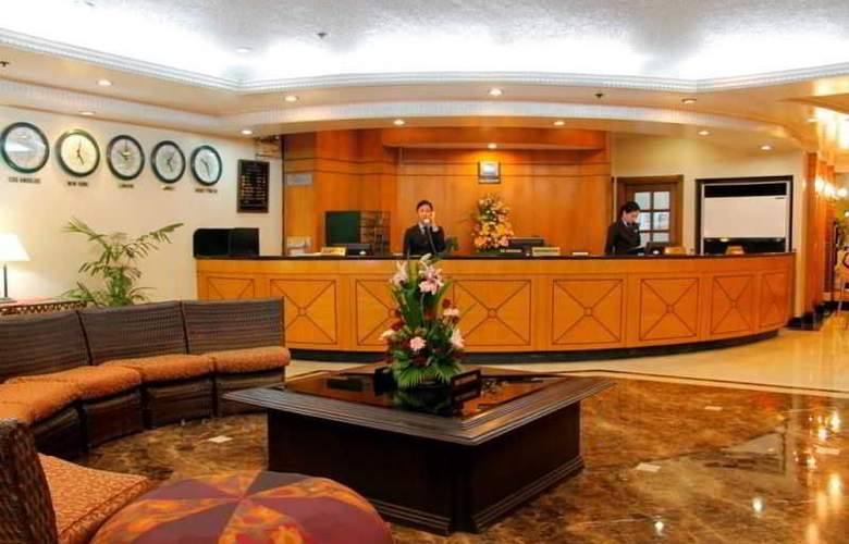 EXECUTIVE PLAZA HOTEL - General - 9