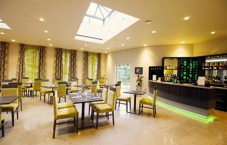 Best Western West Retford - Restaurant - 80