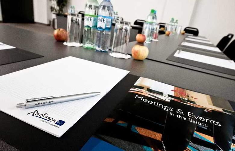 Radisson Blu Hotel Lietuva - Conference - 9