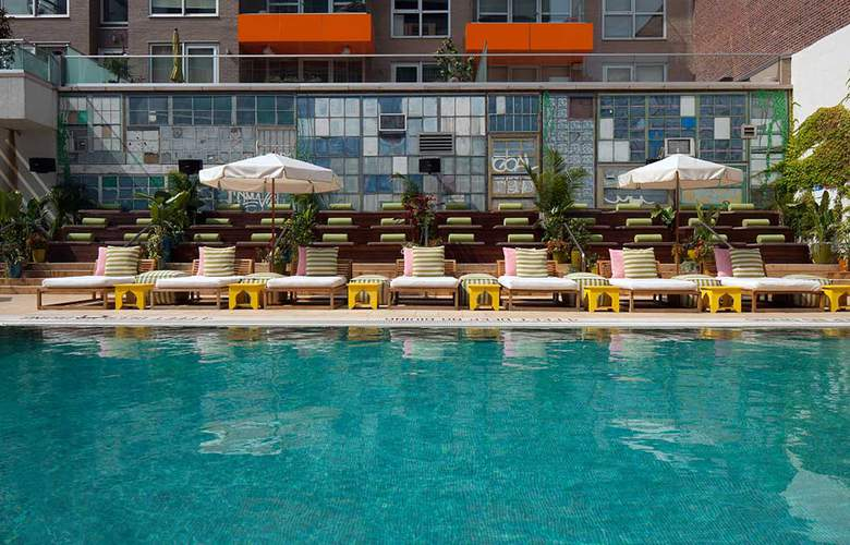 McCarren Hotel & Pool - Pool - 18