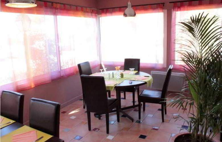 Relax Otel - Restaurant - 12