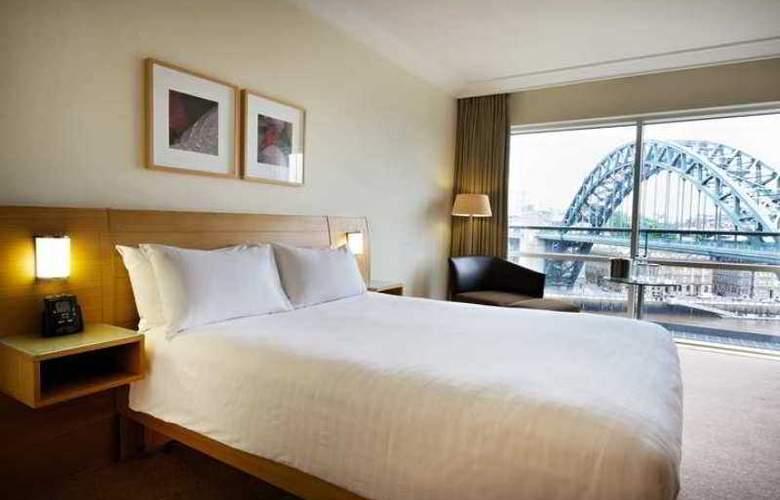 Hilton Newcastle Gateshead - Hotel - 11