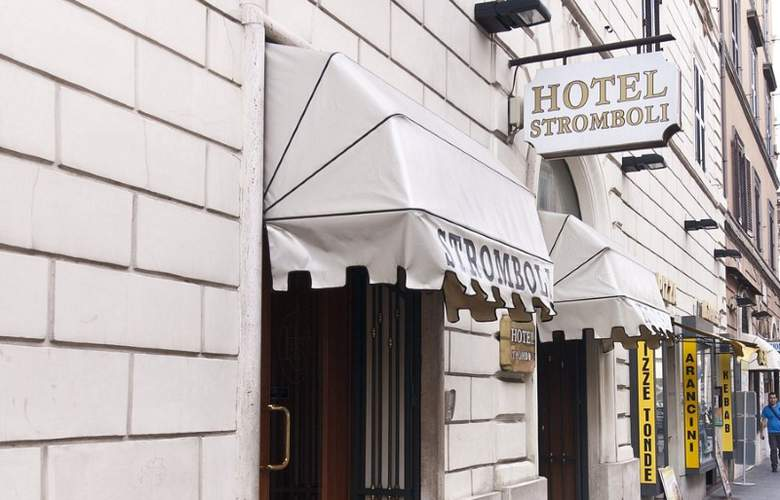 Stromboli - Hotel - 0