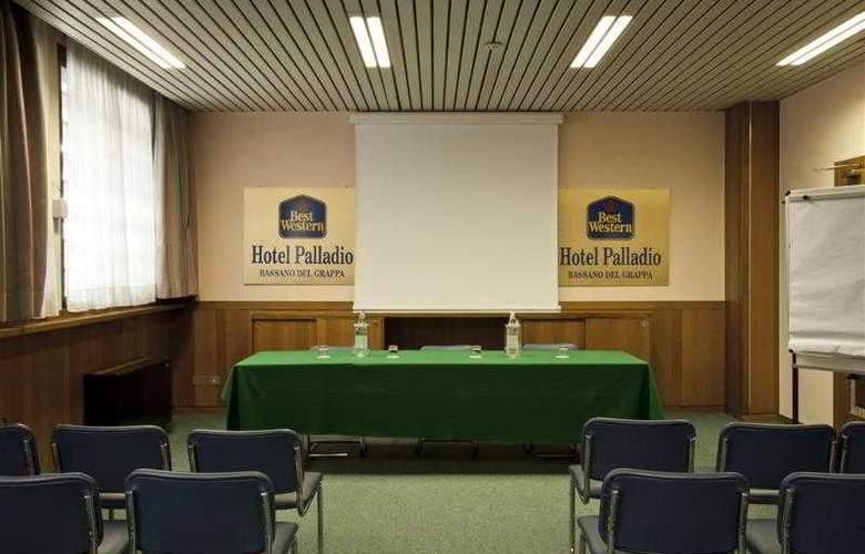 Best Western Hotel Palladio - Hotel - 40