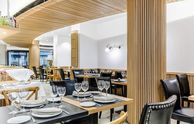 Reina Cristina - Restaurant - 11