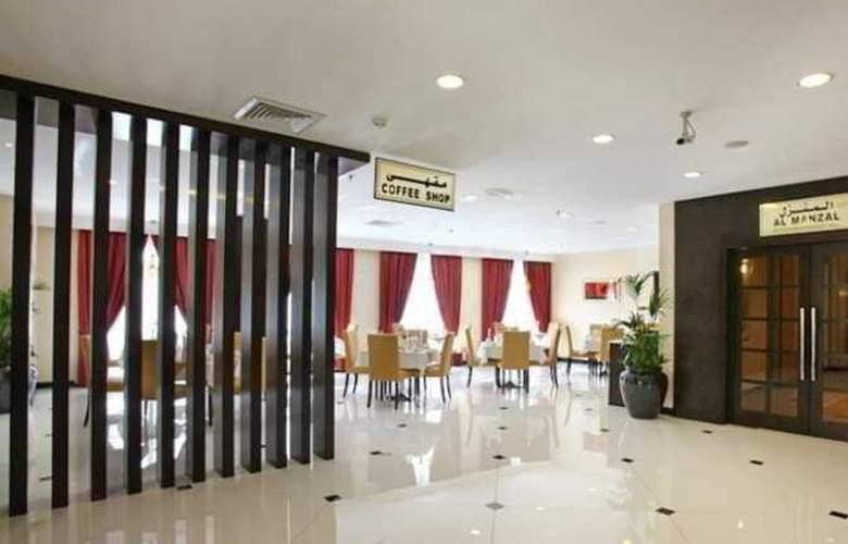 London Suites - Restaurant - 10