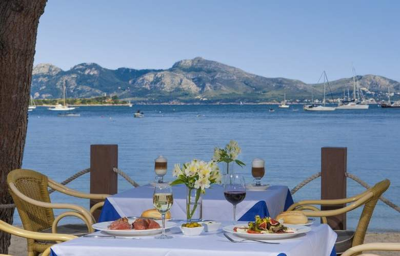 Bahia Hotel Hoposa (Pto.Pollensa) - Restaurant - 7