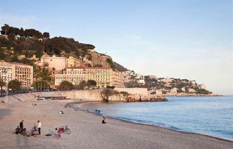 Mercure Nice Promenade des Anglais - Hotel - 14
