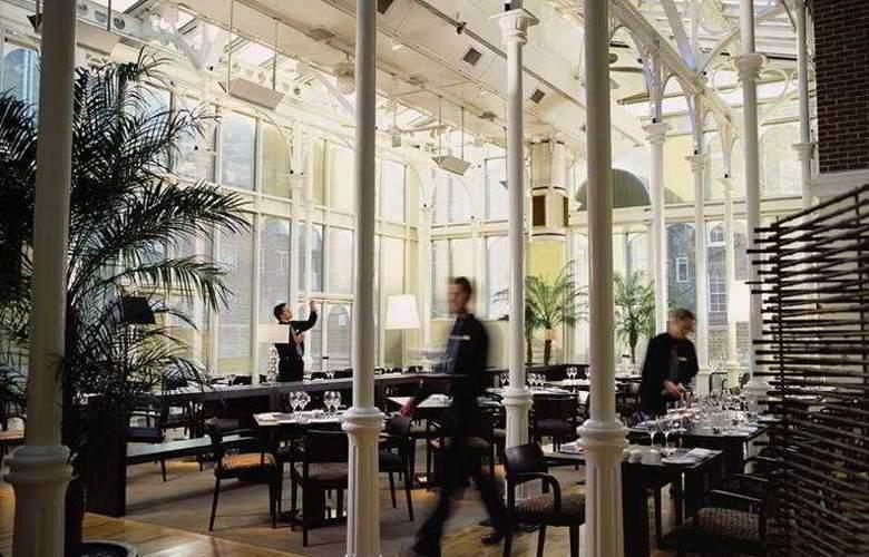 Hilton London Euston - Restaurant - 4