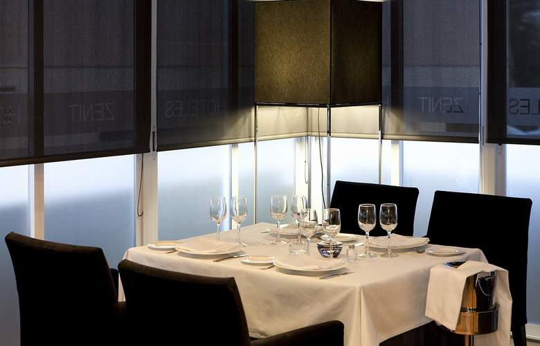 Zenit Conde de Orgaz - Restaurant - 31