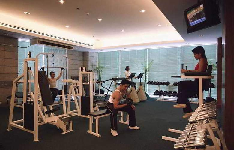 Chaophya Park Hotel - Sport - 9