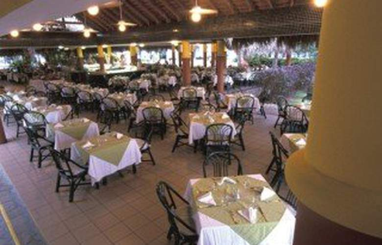 Amhsa Casa Marina Beach All Inclusive - Restaurant - 3