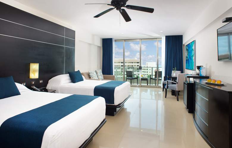 Seadust Cancún Family Resort - Room - 17