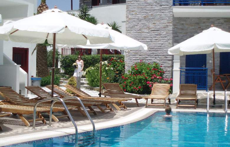 Katerina Hotel - Pool - 8