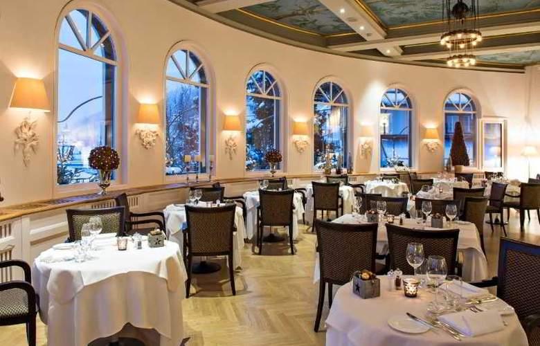 Schweizerhof - Restaurant - 5
