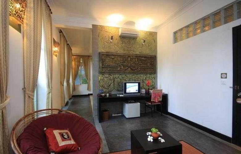 Frangipani Villa 90s - Room - 4