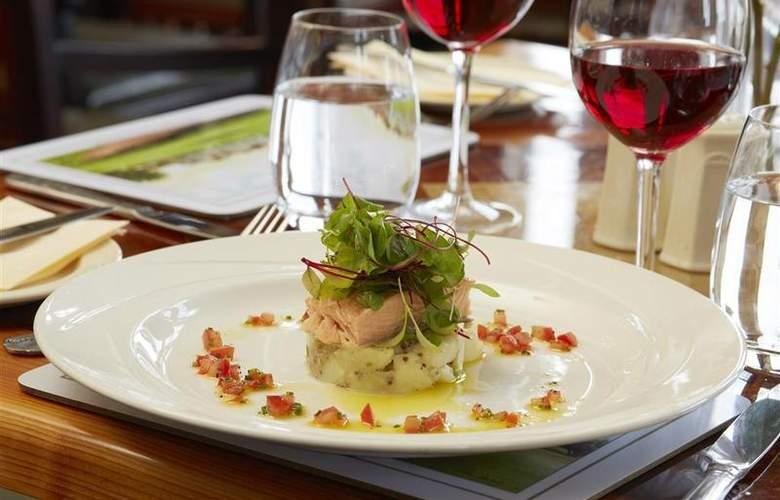 Best Western Scores - Restaurant - 124